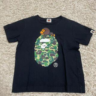 アベイシングエイプ(A BATHING APE)のBAPE KIDS 120cm(Tシャツ/カットソー)