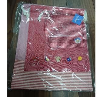 ファミリア(familiar)のファミリア 巾着3枚セット(ポーチ)