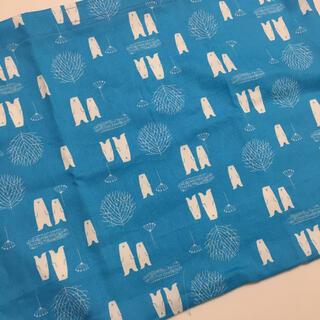 シンプルで使いやすい防災頭巾カバー約34×46(外出用品)