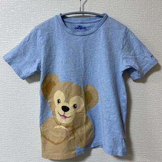 ダッフィー(ダッフィー)の香港ディズニー販売品 ダッフィー  子供服(Tシャツ/カットソー)