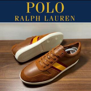 ポロラルフローレン(POLO RALPH LAUREN)の新品 POLO RALPH LAUREN CAMILO 2 スニーカー 27.0(スニーカー)