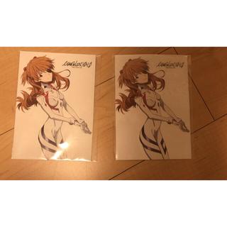 カラー(Color)のシン・エヴァンゲリオン 入場特典 アスカ×2枚(ポスター)