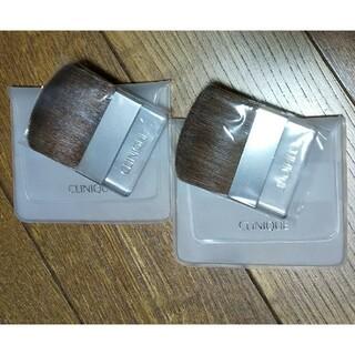 クリニーク(CLINIQUE)の【新品】CLINIQUE クリニーク ブラシ フェイスブラシ(ブラシ・チップ)