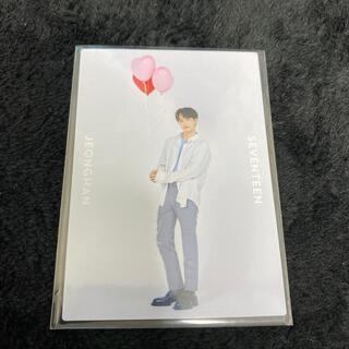 セブンティーン(SEVENTEEN)のセブチ💎ジョンハントレカ(K-POP/アジア)
