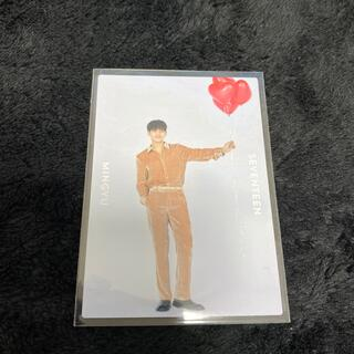 セブンティーン(SEVENTEEN)のセブチ💎ミンギュトレカ(K-POP/アジア)