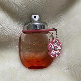 コーチ(COACH)のCOACH 香水 フローラル ブラッシュ オードパルファム(香水(女性用))