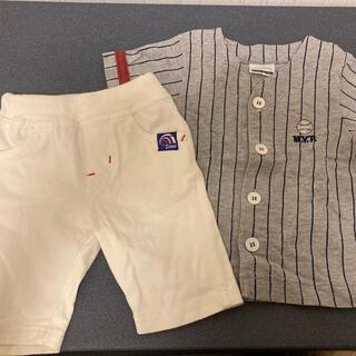カーターズ(carter's)のカーターズ シャツ パンツ セット(Tシャツ)