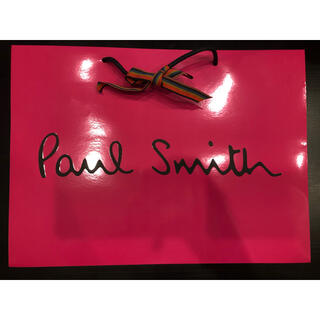 ポールスミス(Paul Smith)のポールスミス ショッピングバッグ(ショップ袋)