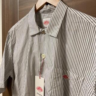 ダントン(DANTON)の【新品・未使用】DANTON ダントン 半袖 ワークシャツ メンズ シャツ(シャツ)