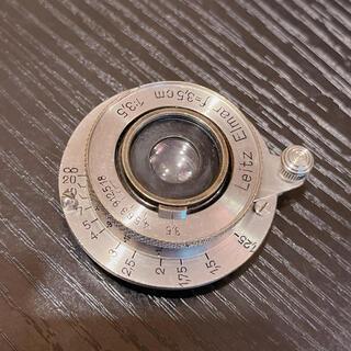 LEICA - ニッケルエルマー 35mm f3.5 (LMリング付き)