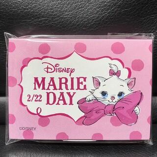 ディズニー(Disney)のマリーちゃん あぶらとり紙[非売品](あぶらとり紙)