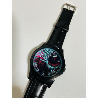 マークバイマークジェイコブス(MARC BY MARC JACOBS)の【電池・ベルト新品の美品】マークバイマークジェイコブス!かっこいいデザイン☆(腕時計(アナログ))