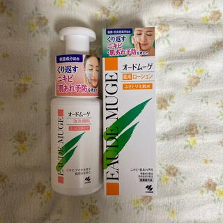 コバヤシセイヤク(小林製薬)のオードムーゲ 薬用ローション 拭き取り化粧水 泡洗顔料(化粧水/ローション)