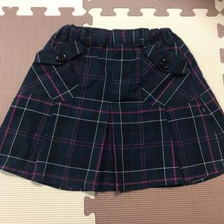 クミキョク(kumikyoku(組曲))のクミキョク チェックスカート(スカート)