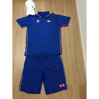 ユニクロ(UNIQLO)のユニクロ テニス 錦織 ジョコビッチ フェデラー シャツ キャップドライ(ウェア)