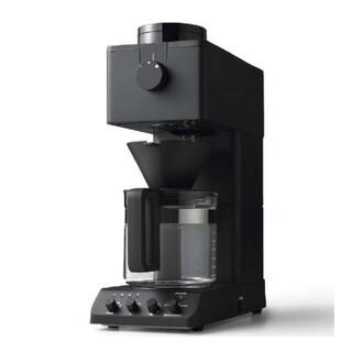 ツインバード(TWINBIRD)のツインバード 全自動コーヒーメーカー CM-D465B(コーヒーメーカー)