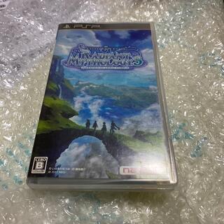 バンダイナムコエンターテインメント(BANDAI NAMCO Entertainment)のテイルズ オブ ザ ワールド レディアント マイソロジー3 PSP(その他)