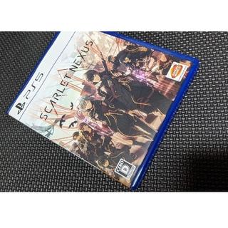 プレイステーション(PlayStation)のスカーレットネクサス PS5版(家庭用ゲーム機本体)