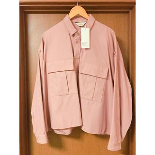 ジエダ(Jieda)のJIEDA military shirt(ミリタリージャケット)