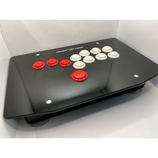 プレイステーション4(PlayStation4)のSmart BOX Pro 24φ (SOCD対応hitbox型PS4/PC対応(家庭用ゲーム機本体)