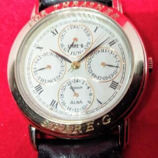 アルバ(ALBA)の服部セイコーALBA  FOR THRASHER SPIRE・G(腕時計(アナログ))