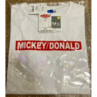 ディズニー(Disney)の【格安】ディズニー ミッキー&ドナルド Tシャツ(Tシャツ(半袖/袖なし))