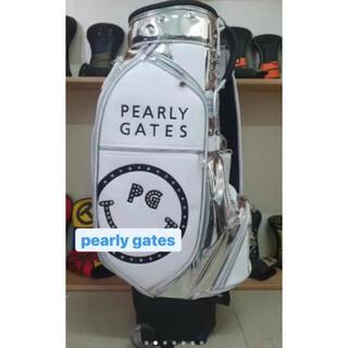 パーリーゲイツ(PEARLY GATES)の【正規品】韓国パーリーゲイツ キャディバッグ ゴルフ 人気商品 バッグ 新品(バッグ)