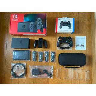 ニンテンドースイッチ(Nintendo Switch)のNintendo Switch Joy-Con(L)/(R) グレー 極上中古(家庭用ゲーム機本体)