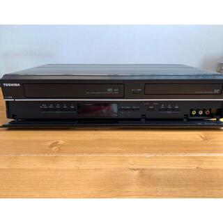 トウシバ(東芝)の東芝 VTR一体型DVDレコーダー ジャンク品(DVDレコーダー)