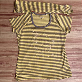 アシックス(asics)のアシックス Tシャツ アームカバー(Tシャツ(半袖/袖なし))