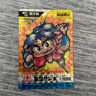 エポック(EPOCH)のベルフーズ 4弾 超忍サン太(シングルカード)
