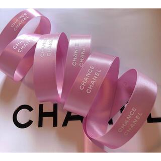 CHANEL - CHANEL  Chance リボン