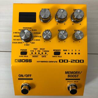 ボス(BOSS)のBOSS OD-200 HYBRID DRIVE(エフェクター)