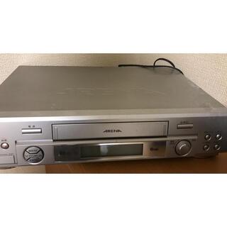 トウシバ(東芝)の東芝VHSビデオデッキ(2001年製)(DVDプレーヤー)
