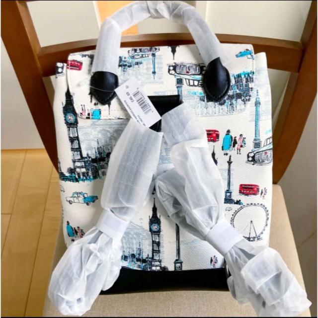 Harrods(ハロッズ)のHarrods ハロッズ リュック バックパック新品タグ付き 送料無料 レディースのバッグ(リュック/バックパック)の商品写真