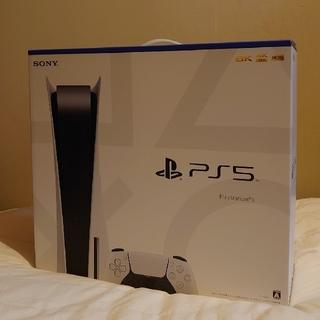 【新品】PS5 本体(家庭用ゲーム機本体)