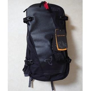 ミステリーランチ(MYSTERY RANCH)の新品未使用タグ付ミステリーランチサドルピーク25L ブラック L/XL(バッグパック/リュック)
