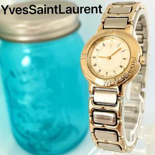Saint Laurent - 257 イヴサンローラン時計 レディース腕時計 アンティーク 人気 ゴールド