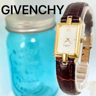 ジバンシィ(GIVENCHY)の136 GIVENCHY ジバンシー時計 レディース腕時計 スクエア 人気(腕時計)