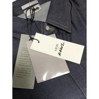 ディオール(Dior)のDIOR ディオール KAWS デニムシャツ 新品 37サイズ(シャツ)