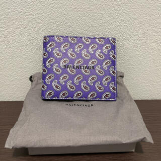 バレンシアガ(Balenciaga)のバレンシアガ 二つ折り財布 新品未使用(折り財布)