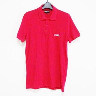 エンポリオアルマーニ(Emporio Armani)のエンポリオアルマーニ 半袖ポロシャツ M -(ポロシャツ)