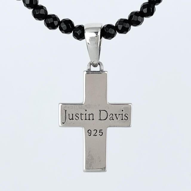 Justin Davis(ジャスティンデイビス)の美品!ジャスティンデイビス spj120-1  snj330 ネックレスセット メンズのアクセサリー(ネックレス)の商品写真