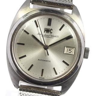 インターナショナルウォッチカンパニー(IWC)のIWC シャフハウゼン オールドインター Ref.1827 メンズ 【中古】(腕時計(アナログ))