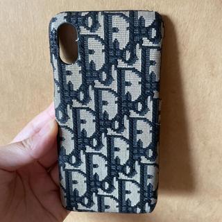 クリスチャンディオール(Christian Dior)のDIOR iphonexケース xsケース(iPhoneケース)
