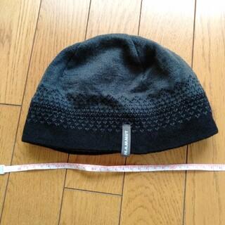 マムート(Mammut)のマムート ニット帽(登山用品)