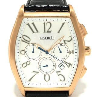 アラミス(Aramis)のARAMIS(アラミス) 腕時計 CAL-0S20 メンズ(その他)