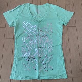 UNDER ARMOUR - アンダーアーマーレディースTシャツ