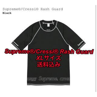 シュプリーム(Supreme)のSupreme®/Cressi® Rash Guard XL(マリン/スイミング)