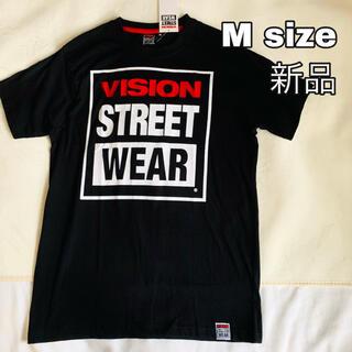 ヴィジョン ストリート ウェア(VISION STREET WEAR)の新品 Tシャツ VISIONSTREETWEAR ヴィジョンストリートウェア M(Tシャツ/カットソー(半袖/袖なし))